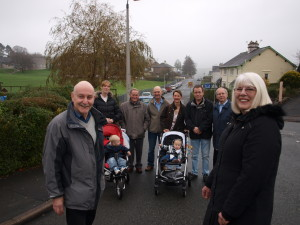 Campaigning for the 20mph Zone